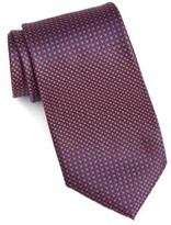 Nordstrom Men's 'small Neat' Geometric Silk Tie