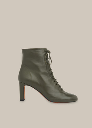 Dahlia Lace Up Boot