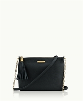 GiGi New York Chelsea Crossbody Pebble Grain
