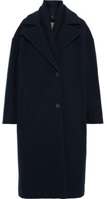 Vanessa Bruno Convertible Wool-blend Coat