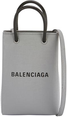 Balenciaga Shopp Phone/Crossbody Bag