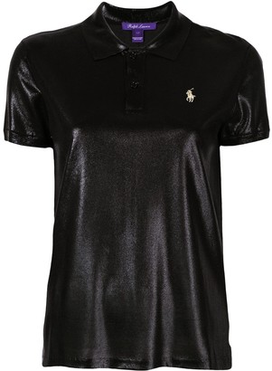 Ralph Lauren Collection High Shine Polo Shirt