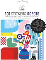 OMY Robot Wall Stickers - Set of 100