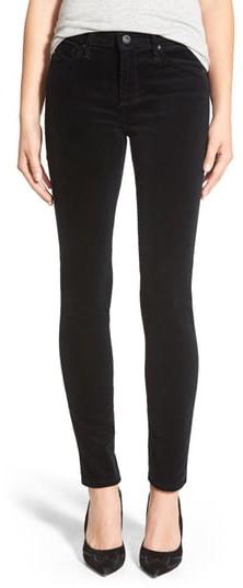 e7302e08470570 Black Corduroy Pants Women - ShopStyle