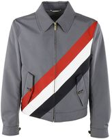 Thom Browne Stripe Shirt Jacket