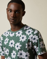 Ted Baker NADE Floral printed T-shirt