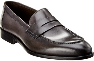 Bruno Magli M by M By Lecce Leather Loafer