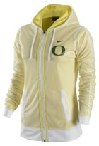 Oregon Nike College Fresh Mesh Women's Hoodie
