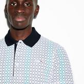 Lacoste Men's SPORT Roland-Garros Edition Mini Pique Polo