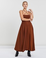 Ministry Of Style Sunray Strap Dress