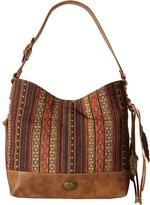 American West Serape Shoulder Bag