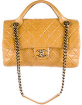 Chanel Paris-Edinburgh Medium Castle Rock Flap Bag