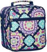 PBteen Gear-Up Navy Tile Medallion Classic Lunch Bag