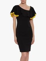 Gina Bacconi Prima Crepe Dress