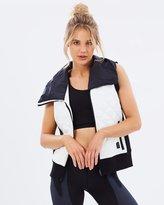 Skins Activewear Running Metz Puffer Vest