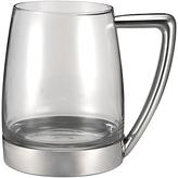 Royal Selangor Modern Glass and Pewter Tankard