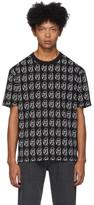 McQ Black Allover T-Shirt