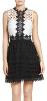 Adelyn Rae Women's Lace A-Line Dress