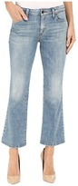 Joe's Jeans Olivia Flare Crop in Mimi