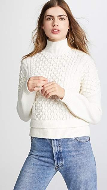 Frame Nubby Sweater