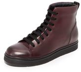 Vince Malone Lace Boots