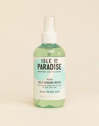 Isle of Paradise Self Tanning Water - Medium 200ml