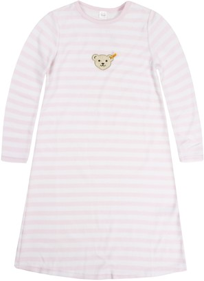 Steiff Girl's Nachthemd 0006578 Long Sleeve Top