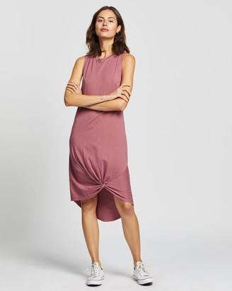 Silent Theory Twisted Tank Dress