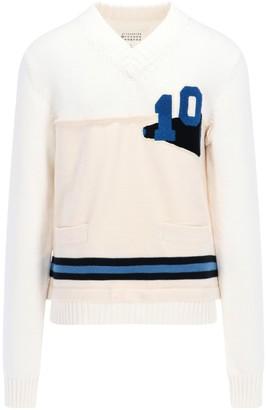 Maison Margiela Varsity Sweater