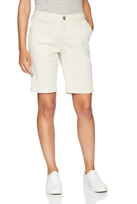 "Amazon Essentials Women's 10"" Inseam Bermuda Short Bermuda Shorts"