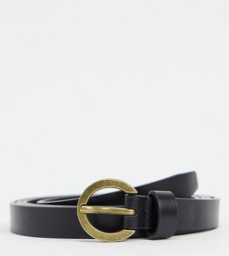 ASOS DESIGN Curve vintage look waist and hip jeans belt