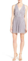 Rebecca Minkoff Mum Eyelet Surplice Dress