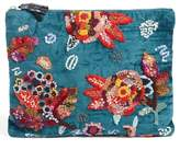 Steve Madden Embellished Clutch