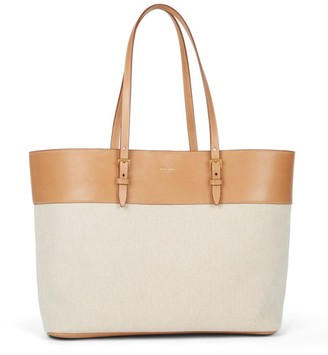 Saint Laurent Cotton Shopper