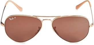 Ray-Ban Icons Metal Aviator Sunglasses
