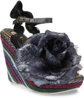Irregular Choice Women's Weaver Espadrille Sandal