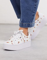 Tommy Hilfiger Tommy Jeans leather icon flatform trainers