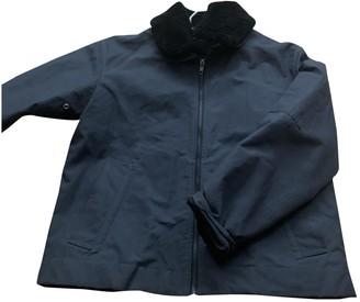 Margaret Howell \N Black Cotton Coat for Women