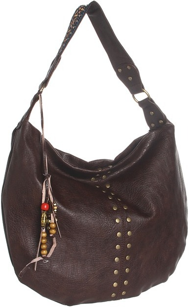 Roxy True Love Shoulder Bag (Black) - Bags and Luggage
