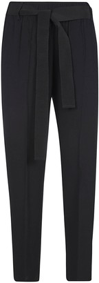 Moncler Tie-belt Trousers