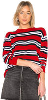Tularosa x REVOLVE Robbins Sweater in Red. - size L (also in M,S,XS,XXS)