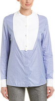 Stella McCartney Button-Front Blouse