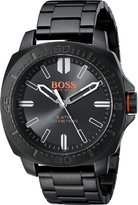 BOSS ORANGE Men's 1513241 SAO PAULO Analog Display Japanese Quartz Watch
