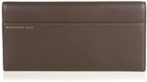 Smythson Burlington leather travel wallet