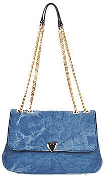 Lollipops BRITNEY women's Shoulder Bag in Blue