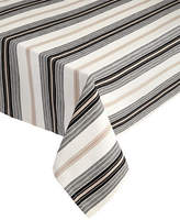 Distinctly Home Cabin Stripe Tablecloth