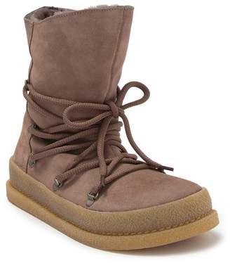 Birkenstock Masi Genuine Shearling Boot- Discontinued