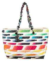 Chanel Colorama Shopping Tote