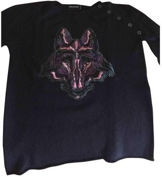 Zadig & Voltaire Black Cashmere Knitwear
