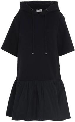 Moncler Hooded Mini Dress